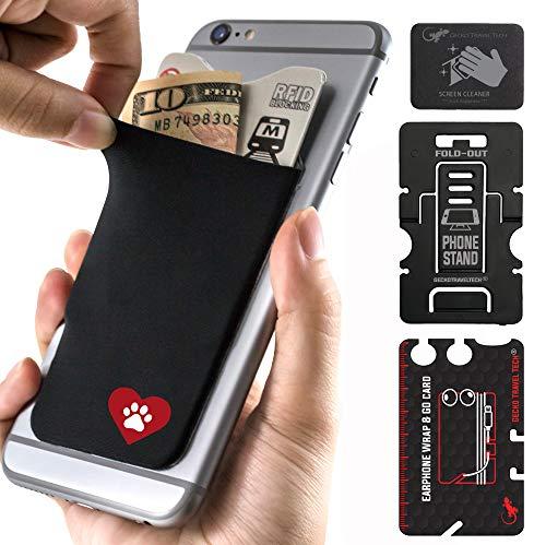 Credit Cardholder - DogHeart - Phone Card Holder - DogHeart (Credit Card Dog Toy)