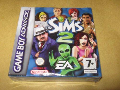 Game Boy Advance - The Sims 2 - [PAL EU]