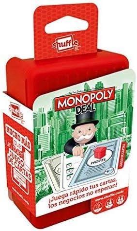 Monopoly - Juego de Cartas (Cartamundi 100201044): Amazon.es: Juguetes y juegos