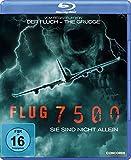Flight 7500 (2014) ( 7500 ) ( Destination Hell (Seventy Five Hundred) ) [ Blu-Ray, Reg.A/B/C Import - Germany ]
