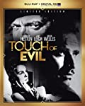 Cover Image for 'Touch of Evil - Limited Edition (Blu-ray + DIGITAL HD with UltraViolet)'