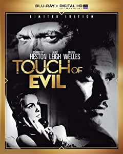 Touch of Evil - Limited Edition (Blu-ray + DIGITAL HD with UltraViolet)