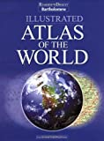 Illustrated Atlas of the World, Reader's Digest Editors, 0762103434