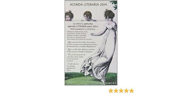Agenda Literaria 2014 (Papelería): Amazon.es: Vv.Aa.: Libros
