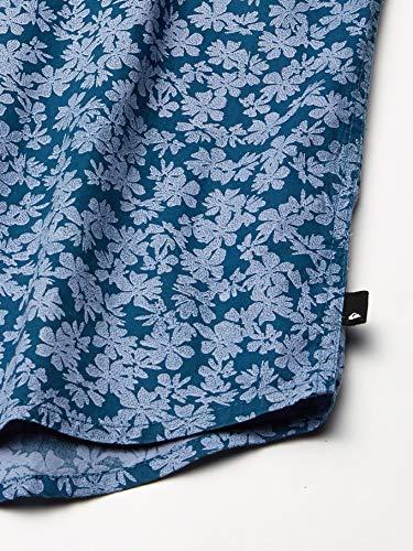 Details about  /Quiksilver Men/'s Dots Flower Short Sleeve Woven Choose SZ//color