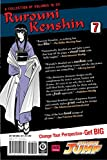 Rurouni Kenshin, Vol. 7, Vizbig  Edition