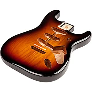Fender Stratocaster Body (Vintage Bridge) - 3-Color Sunburst