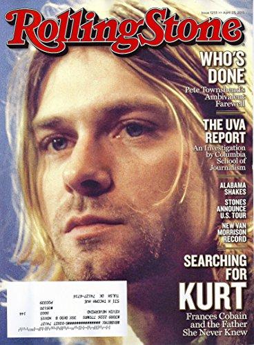 Kurt Cobain (Nirvana) l Pete Townshend (The Who) l The UVA Report l Alabama Shakes l The Rolling Stones l Van Morrison - Rolling Stone Magazine