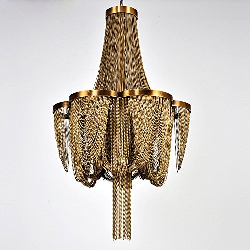 Tassel Pendant Light in US - 8
