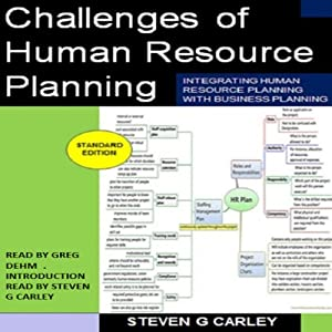 Challenges of Human Resource Planning Audiobook