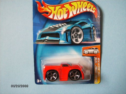 Hot Wheels 2004 First Editions: Bling Dodge Ram pickup Collector No. 015 (15/100) 1:64 Scale -