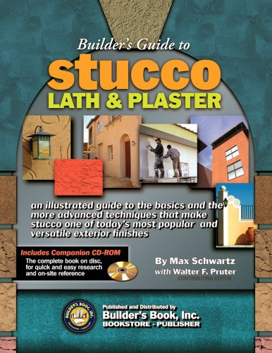 Builder's Guide to Stucco, Lath & Plaster ebook