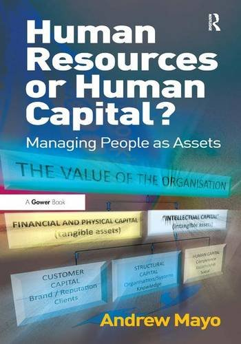 Human Resources or Human Capital?: Managing People as Assets (Balanced Scorecard As A Strategic Management System)
