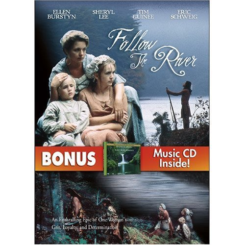 English Settler Costumes - Follow the River (DVD +