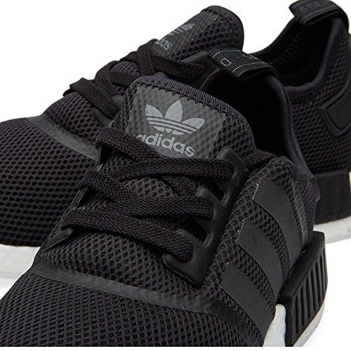 adidas Nmd_r1, Chaussures de Trail Femme Black, White