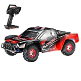 Goolsky Wltoys 12423 1/12 RC Car 2.4G 4WD Electric Brushed Short Course RTR