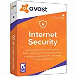 Software : Avast Internet Security 2018, 3 PC 2 Year