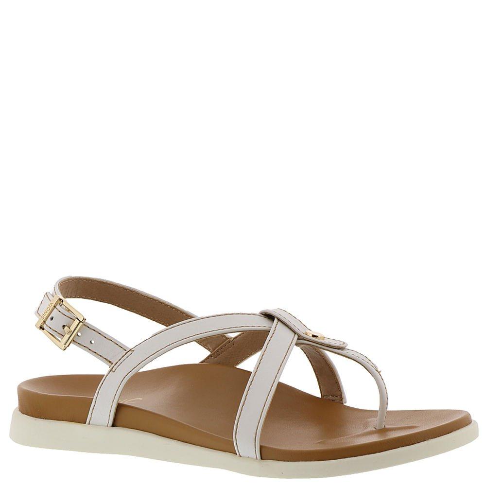 Vionic Palm Veranda- Womens Platform Sandal White - 8.5 Medium