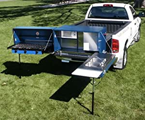 Cook's Tailgate/Backyard BBQ Kitchen - Pro Kitchen (Powder Coat)