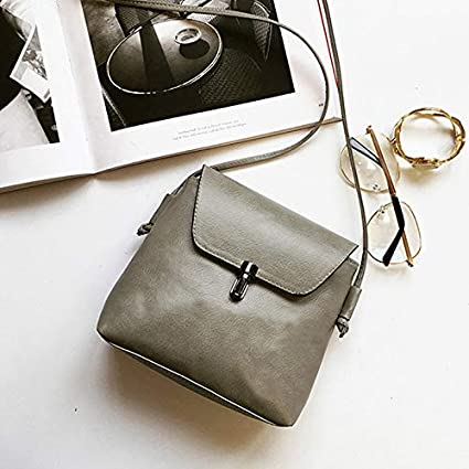 Image Unavailable. Image not available for. Color  Fashion 2018 Small Black Bag  Women Messenger Bags Female Handbag Shoulder Flap Ladies Crossbody ... 965c8f0054204