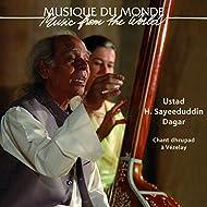 Chant dhrupad à Vézelay