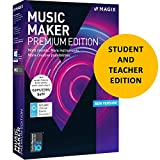 Magix Music Maker 2018 Premium for Students & Teachers