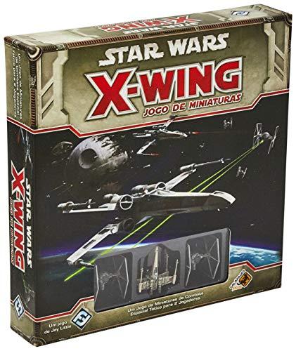 Star Wars X-Wing: Jogo Base - Galápagos Jogos