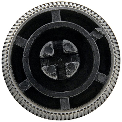 Knob Crank Window (Dorman HELP! 76942 Honda/Toyota Window Handle Knob - Black)