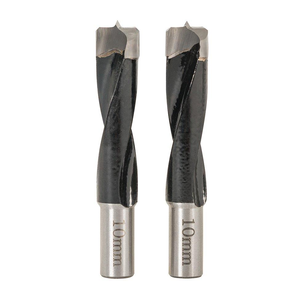 Triton 700585 2 forets pour chevilleuse tourillonneuse 10/mm
