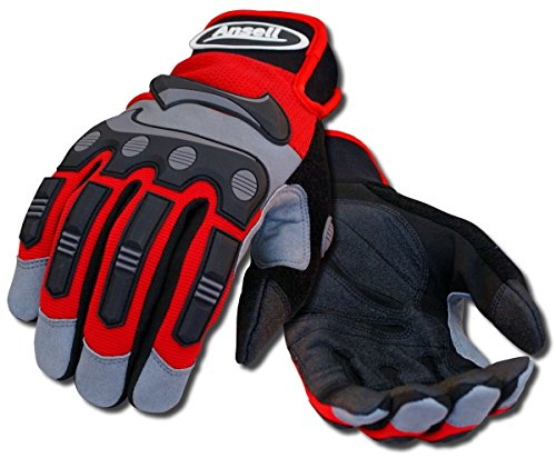 - Ansell ProjeX 97-975 Heavy Duty Impact Work Glove, X-Large (Pack of 1 Pair)