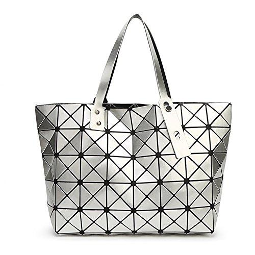 Go Tour Women Rubik's cube geometry Tote Bag