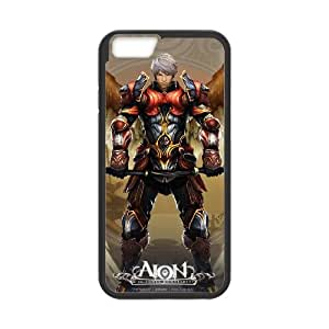 Aion The Tower Of Eternity 30 funda iPhone 6 Plus 5.5 Inch caja funda del teléfono celular del teléfono celular negro cubierta de la caja funda EVAXLKNBC30277