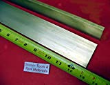 2 Pieces 1/4'' x 1-1/2'' C360 BRASS FLAT BAR 13'' long Solid .250'' Mill Stock H02