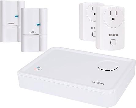 Uniden USHC-1 AppHome Door//Window Sensor Add More Sensors to your HOME White