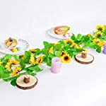 KINWELL-4-Pack-Sunflowers-Garland-Silk-Artificial-Faux-Sunflower-Vines-with-12-Flower-Heads-8-ft-Long-for-Home-Garden-Wedding-Party-Decor