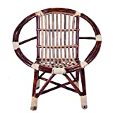 Aashi Enterprise Cane Chair For Children - Weight Capacity 150 Kg, Brown
