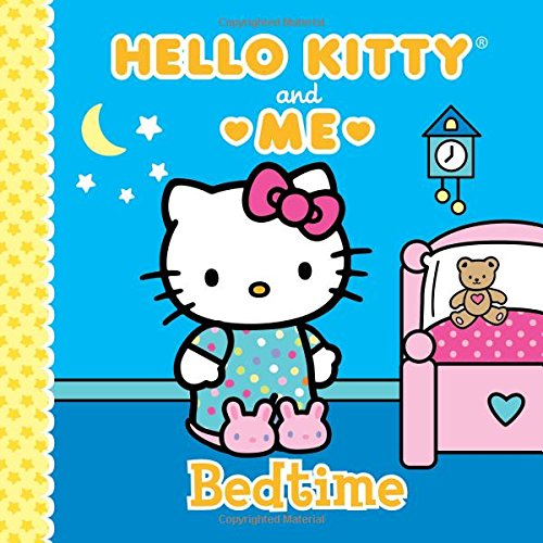 Bedtime: Hello Kitty & Me (Hello Kitty and Me) PDF