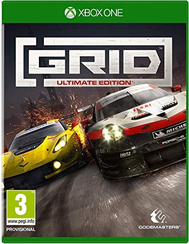 GRID Ultimate Edition (Xbox One) (輸入版)