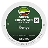 Green Mountain Coffee Kenya (formerly Kenyan AA), K-cups For Keurig Brewers, 24-count, Boxes (Pack of 2)