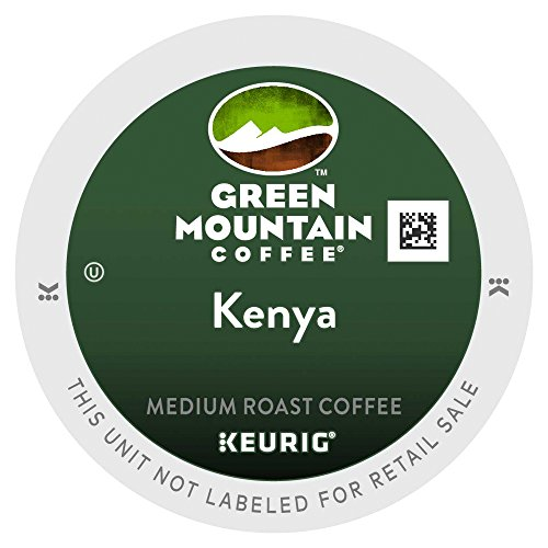 Green Mountain Coffee Kenya (formerly known as Kenyan AA), K-Cup Portion Pack for Keurig Brewers 24-Count (Packaging May Vary) (Keurig K Cups Kenya compare prices)