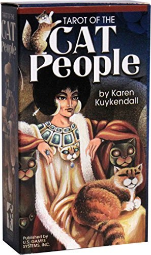 Tarot of the Cat People Card Deck by U.S. Game Systems, Inc. (Image #1)