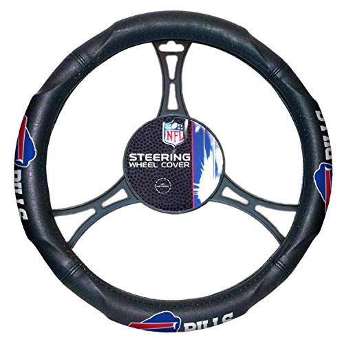 Officially Licensed NFL Steering Wheel (Renewed)