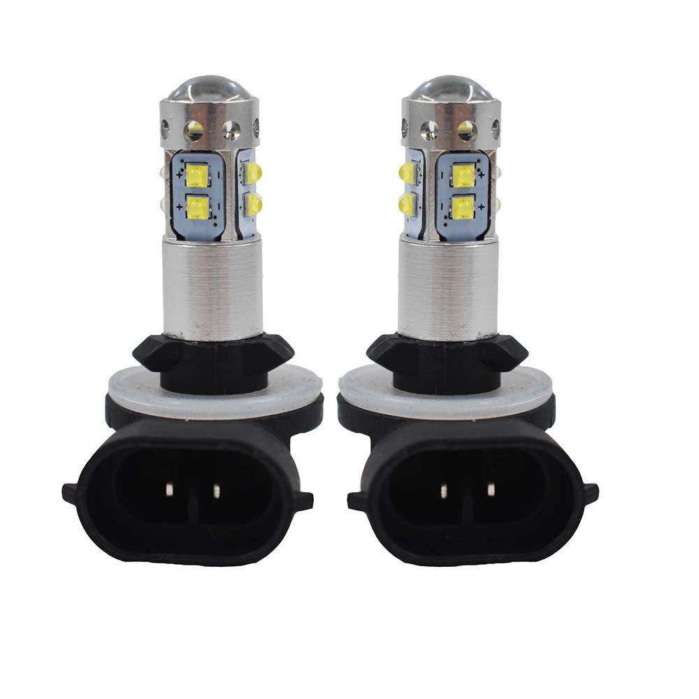 Polaris Ranger RZR Razor 800 900 XP LED HID H13 COB Headlight Lamp Bulb 3000LM