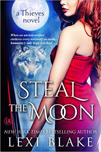 Steal the Moon (Thieves Book 3)