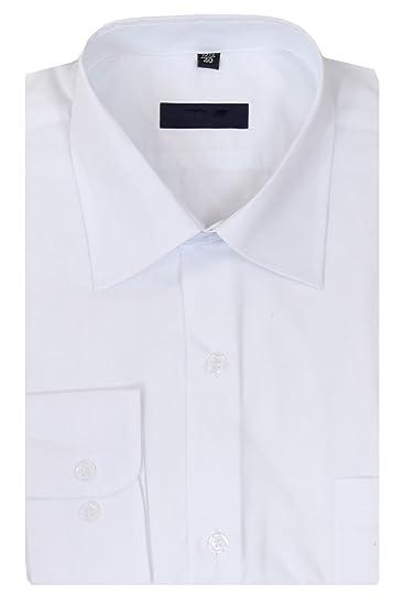 Blanc Et Homme Vêtements Accessoires Kebello Chemise O8PqwnE