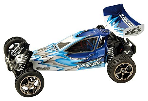 JConcepts Illuzion Clear Body, Hi Speed with Wing: Bandit by J Concepts (Jconcepts Body Illuzion)