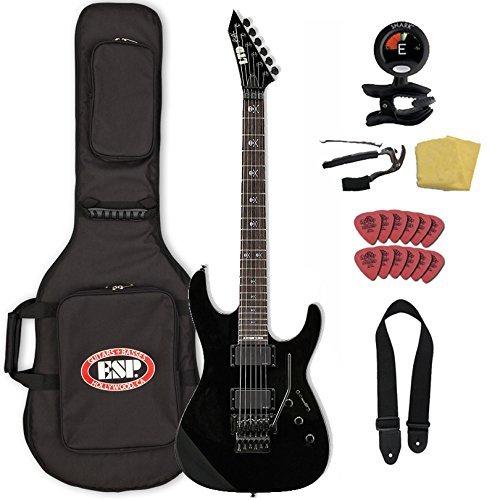 Esp Ltd kh602 Kirk Hammett firma guitarra Bundle (con funda y accesorios): Amazon.es: Instrumentos musicales