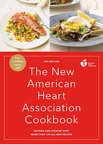 The New American Heart Association Cookbook, 9th