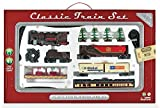 WowToyz Classic Train Classic Train Set - 40 Piece with Steam Engine