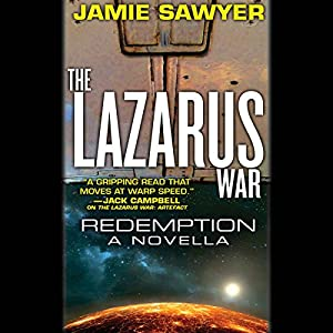 The Lazarus War: Redemption Audiobook